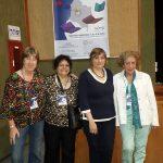 IARTEM 2016. Gabriela Cruder y Graciela Carbone,  Nancy Romero, Adriana F . Reiris