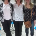 D.Doval, CK y Janet Cian en las Jornadas 1976-2016, FCE-UNER