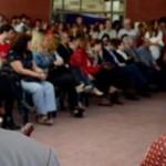 Homenaje realizado a Madres - Facultad de Ciencias Políticas -UNR