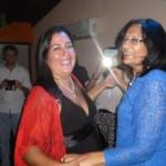 Sonia Riveros y Violeta Guyot