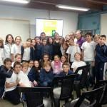 2015. Semana de la Memoria Escuela Gurruchaga