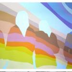 Homenaje a Madres - UNR -Mural- Artistas: Analí Chanquia y Vanesa Galdeano